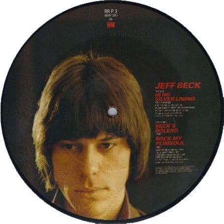 Jeff Beck<br>Hi Ho Silver Lining